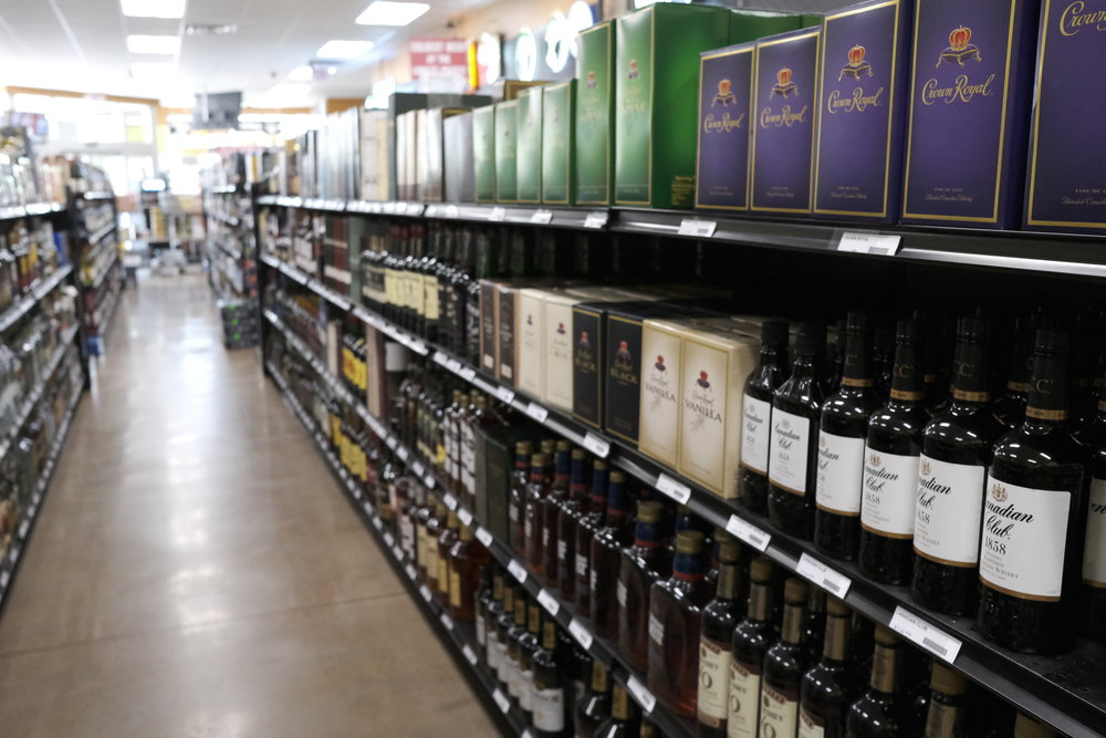 Foreign whiskies? We got 'em! From scotch and Canadian to Irish and Brandies, we have what you need to keep it neat!