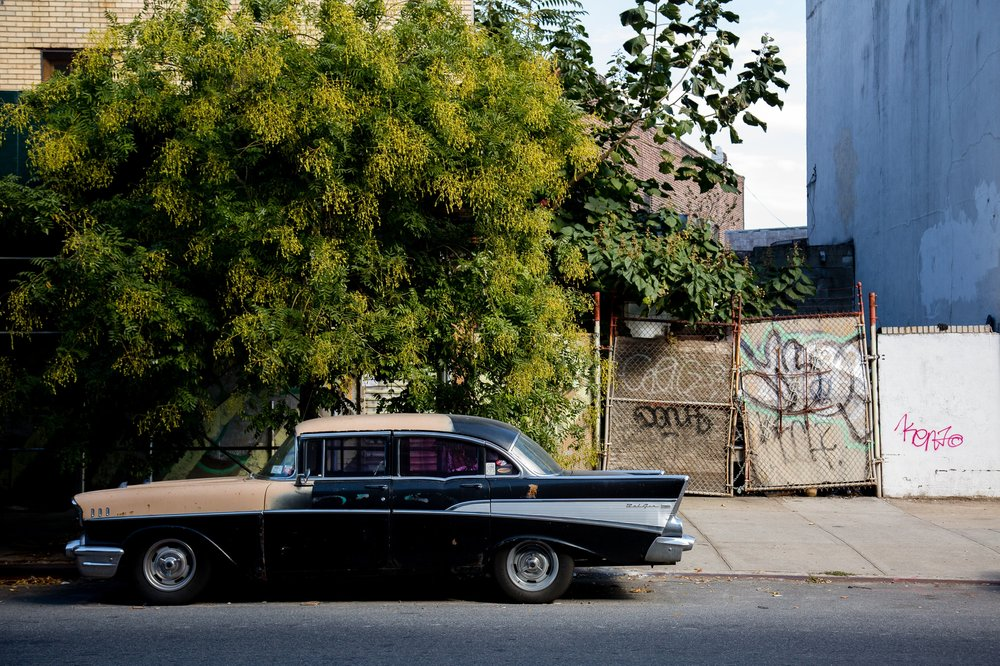 Bel Air on Metropolitan Avenue, Williamsburg, Brooklyn 2015