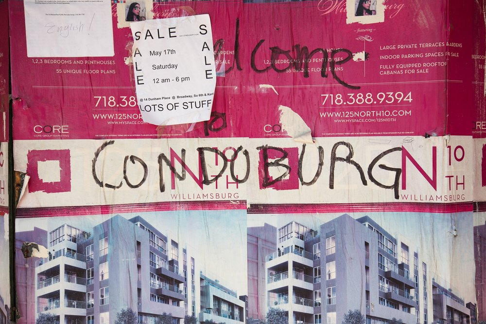 Condoburg, Williamsburg, Brooklyn 2008