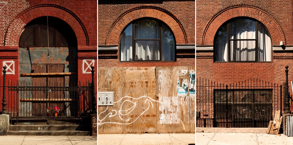Eagle Street, Greenpoint, 2009, 2014