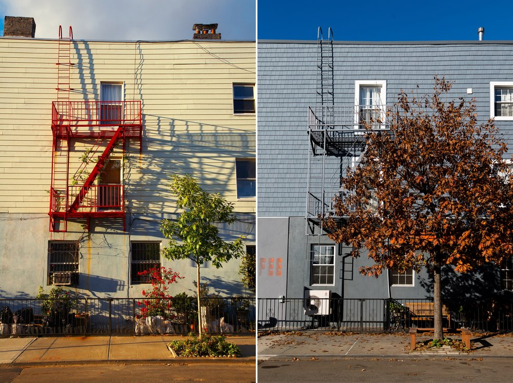 Cookie Road, Greenpoint, Brooklyn 2007, 2015