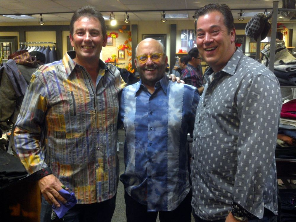 2012 Robert Graham Trunk Show