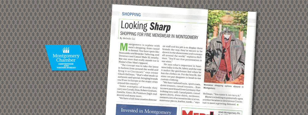 Featured in the 2016 Montgomery Chamber of Commerce