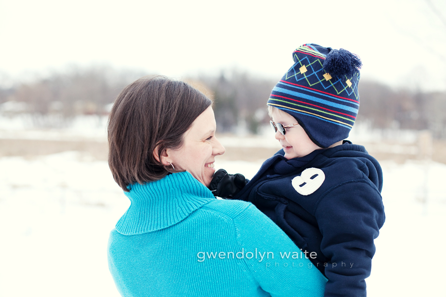 Twin Cities natural light family portrait photography
