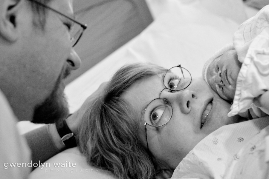 Midwest birth photography