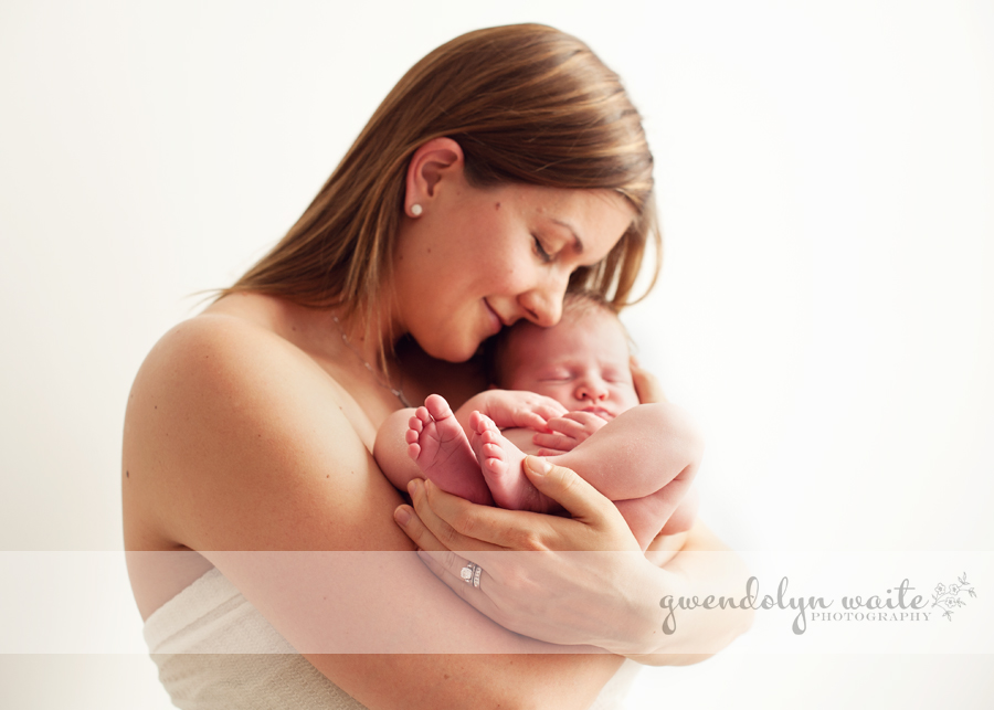 white bear lake newborn photographer