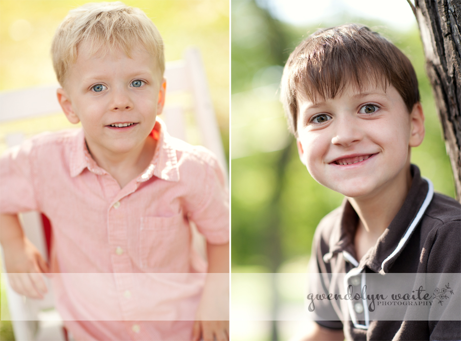 saint paul child portraits