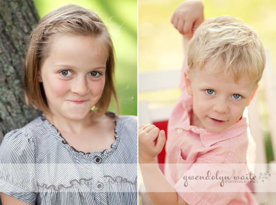 saint paul kids portraits