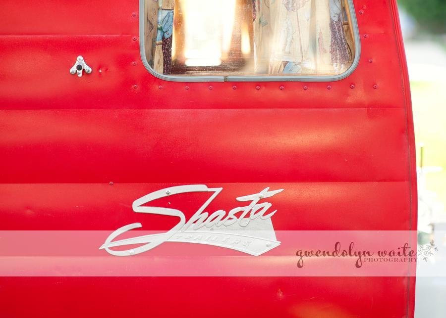 shasta vintage trailer
