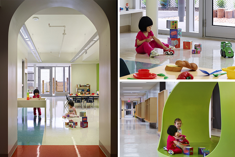 Nelson Mandela Public School©Shai Gil