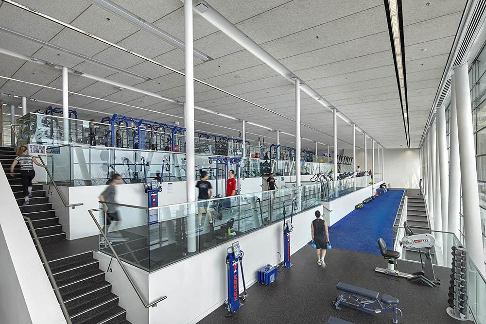 Goldring Centre for High Preformance Sport — STUDIO SHAI GIL