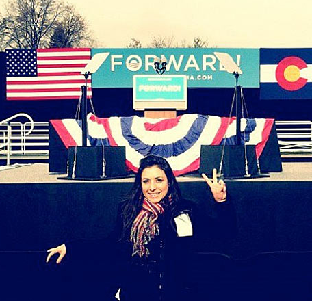 VOXXI: Alida Garcia's take on Obama's Latino Vote Strategy