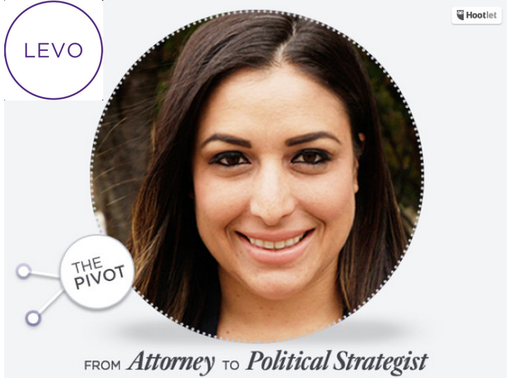 Levo League: The Pivot: Alida Garcia, Director of Coalitions & Policy, FWD.us