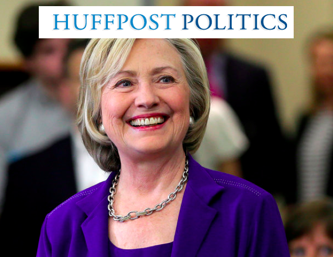 Huffington Post: Hillary Clinton has the Most Diverse Campaign Staff, Study Finds
