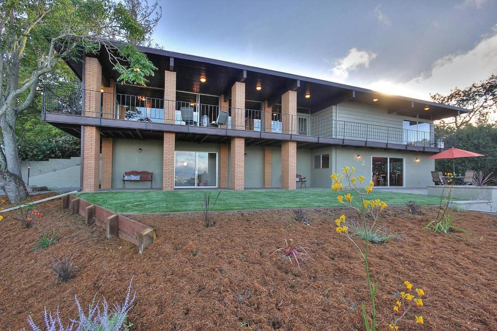 This Redwood City home in San Mateo County is listed for $2,598,000.