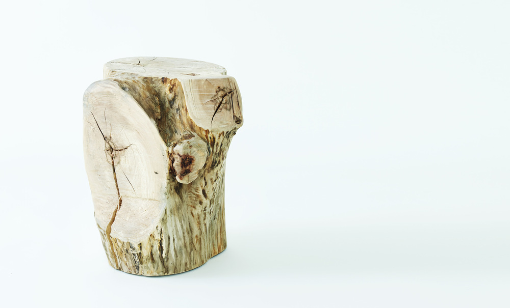 The perfect, natural side table for any bed or couch   Quality  Polished and treated to last a lifetime, and bring warmth and beauty to your home   Materials  Naturally harvested wood, unique grain qualities, knots and nooks