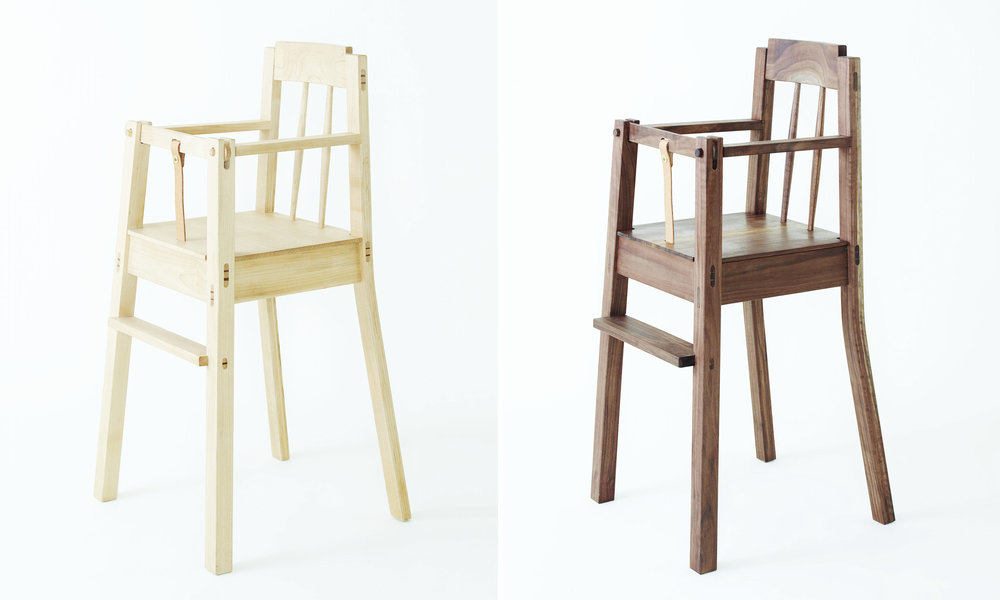 Hudson Workshop High Chair