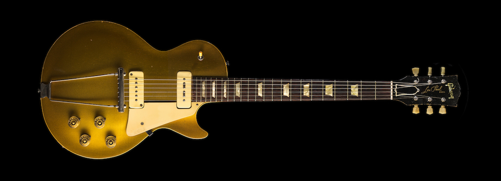 1952 Gibson Les Paul Standard Gold Top (Prototype)