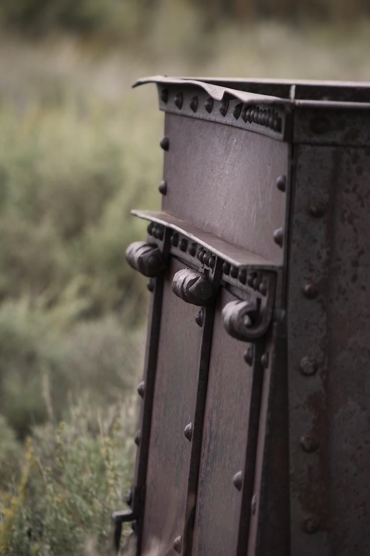 Bodie Coal Box