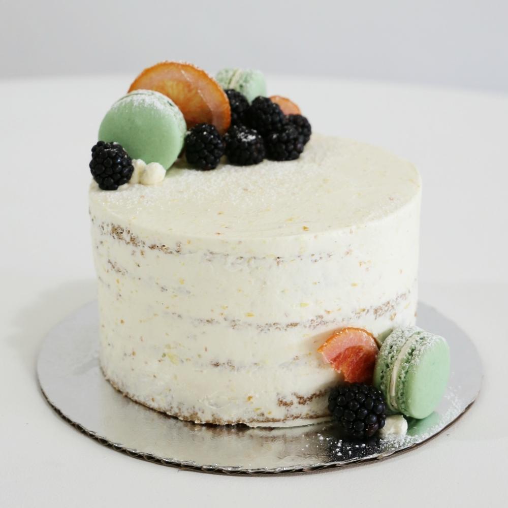 Cake Shop — Bubble & Brown Bakery