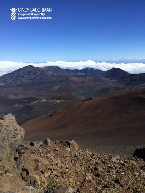 The Summit at Haleakala