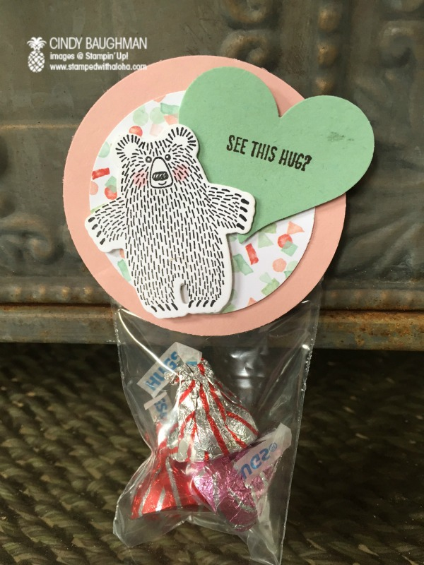 Bear Hugs Party Favor