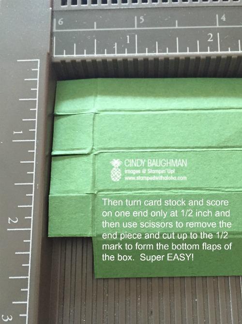 Laffy Taffy Flower Box (#3) - www.stampedwithaloha.com