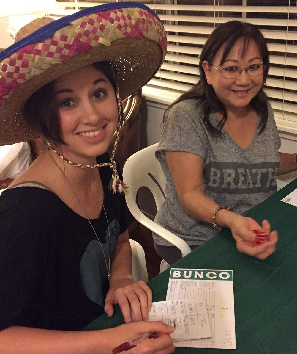 Fiesta Bunco Fun - www.stampedwithaloha.com