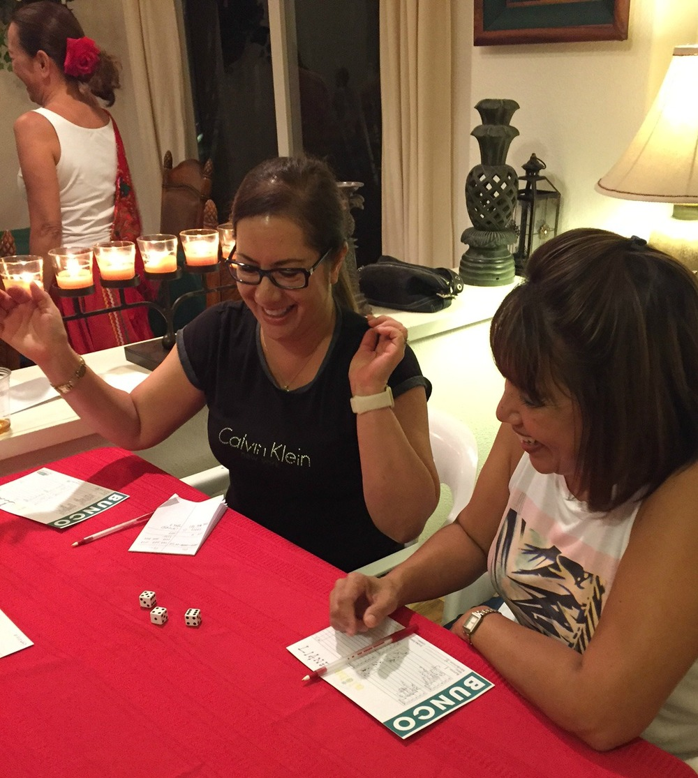 Birthday Fiesta Bunco Night - www.stampedwithaloha.com
