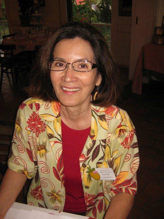 My friend Annie - www.stampedwithaloha.com