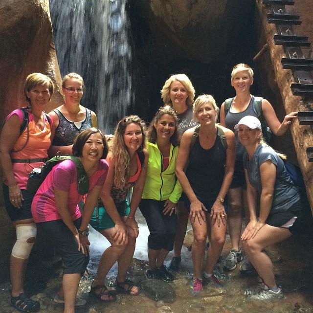 Kanarraville Falls Hike, Utah - www.stampedwithaloha.com