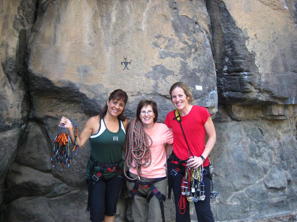 Discovering a new passion, Rock Climbing - www.stampedwithaloha.com