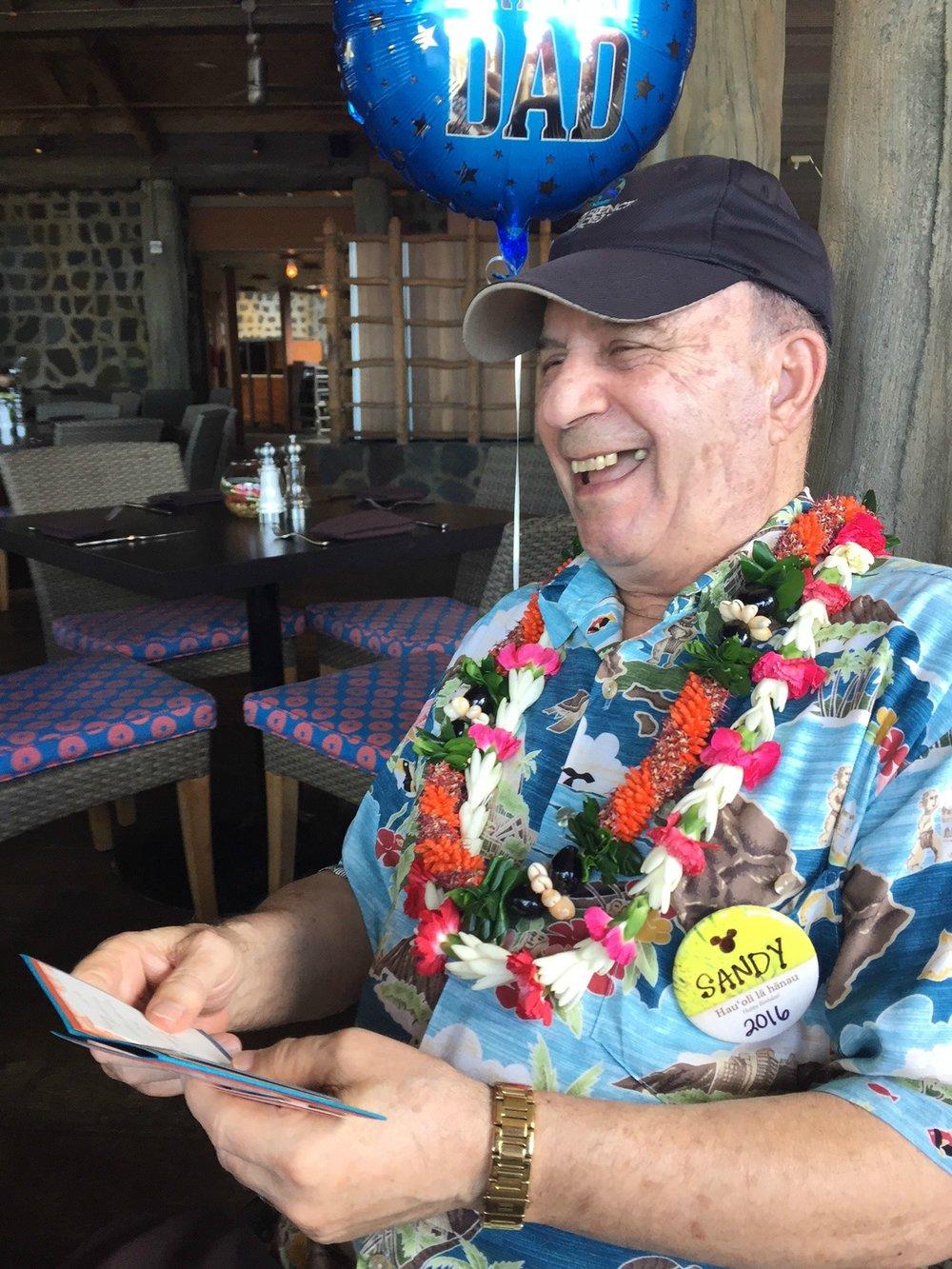 Dad's Birthday - www.stampedwithaloha.com