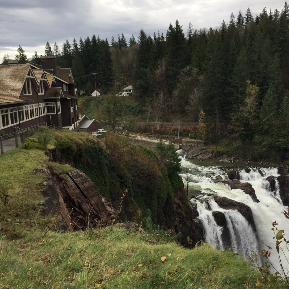 Salish Lodge at Snoqualmie Falls - www.stampedwithaloha.com