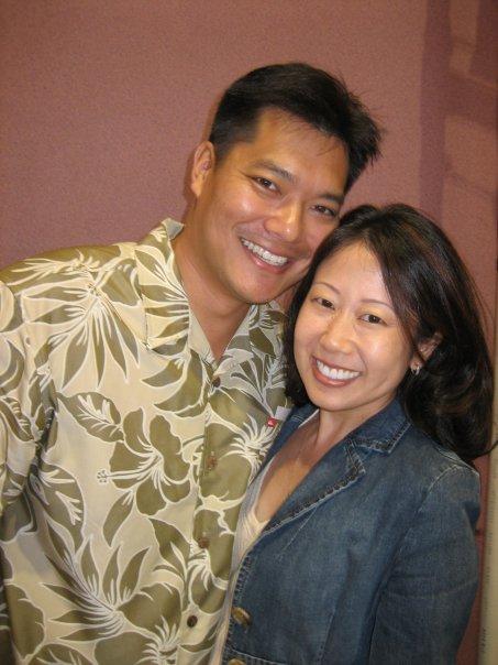 Alec and Lynne