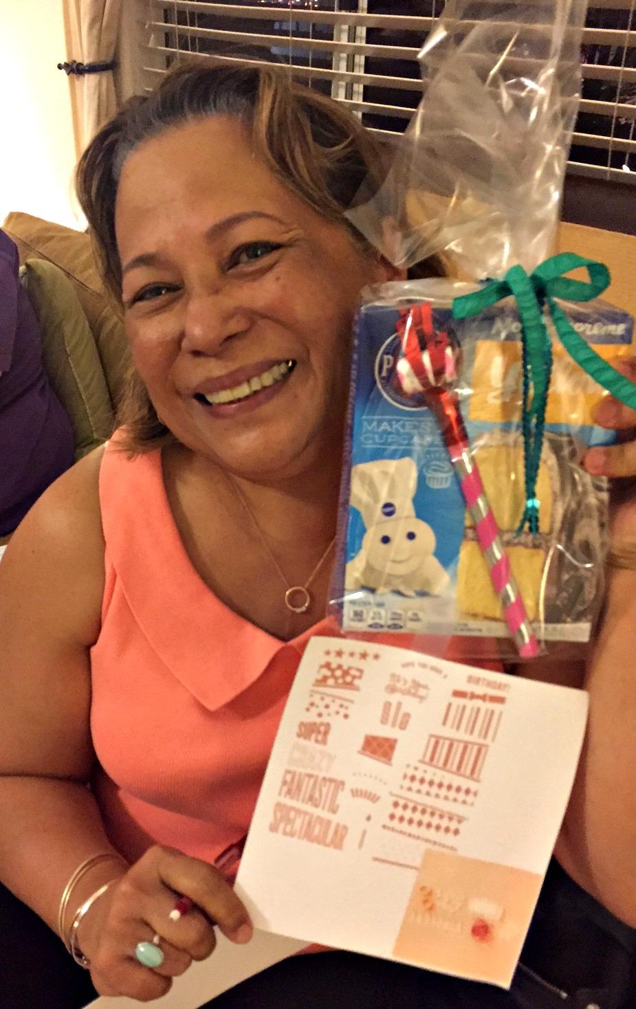 Roxanne wins a prize - www.stampedwithaloha.com