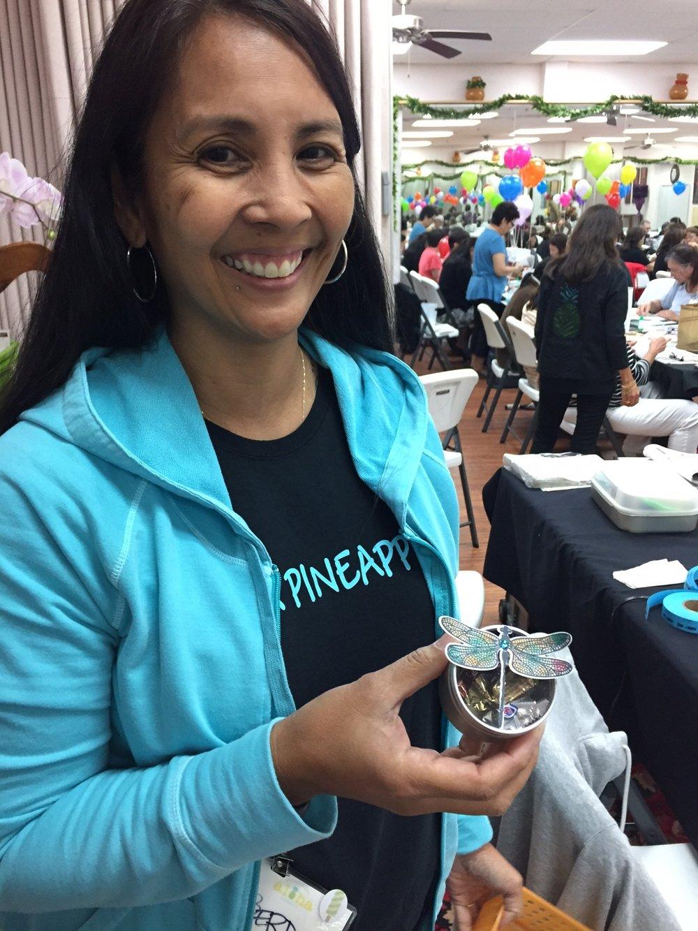Berd's Prize Patrol - www.stampedwithaloha.com