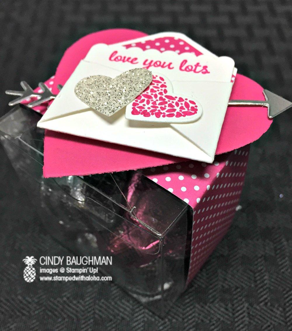 Sealed With Love Valentine Box - www.stampedwithaloha.com