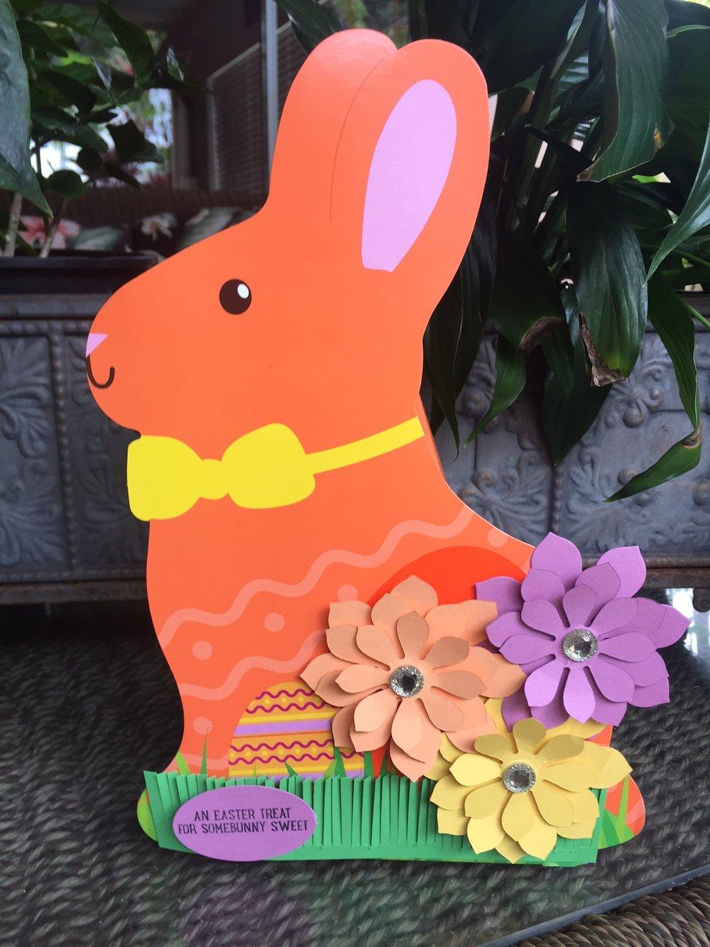 Bunny Box Aloha Prize - www.stampedwithaloha.com