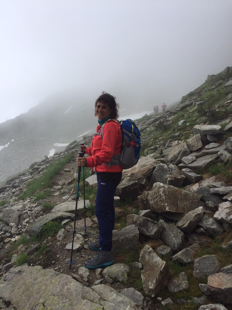 Tour Du Mont Blanc (Chamonix, France) Day 1