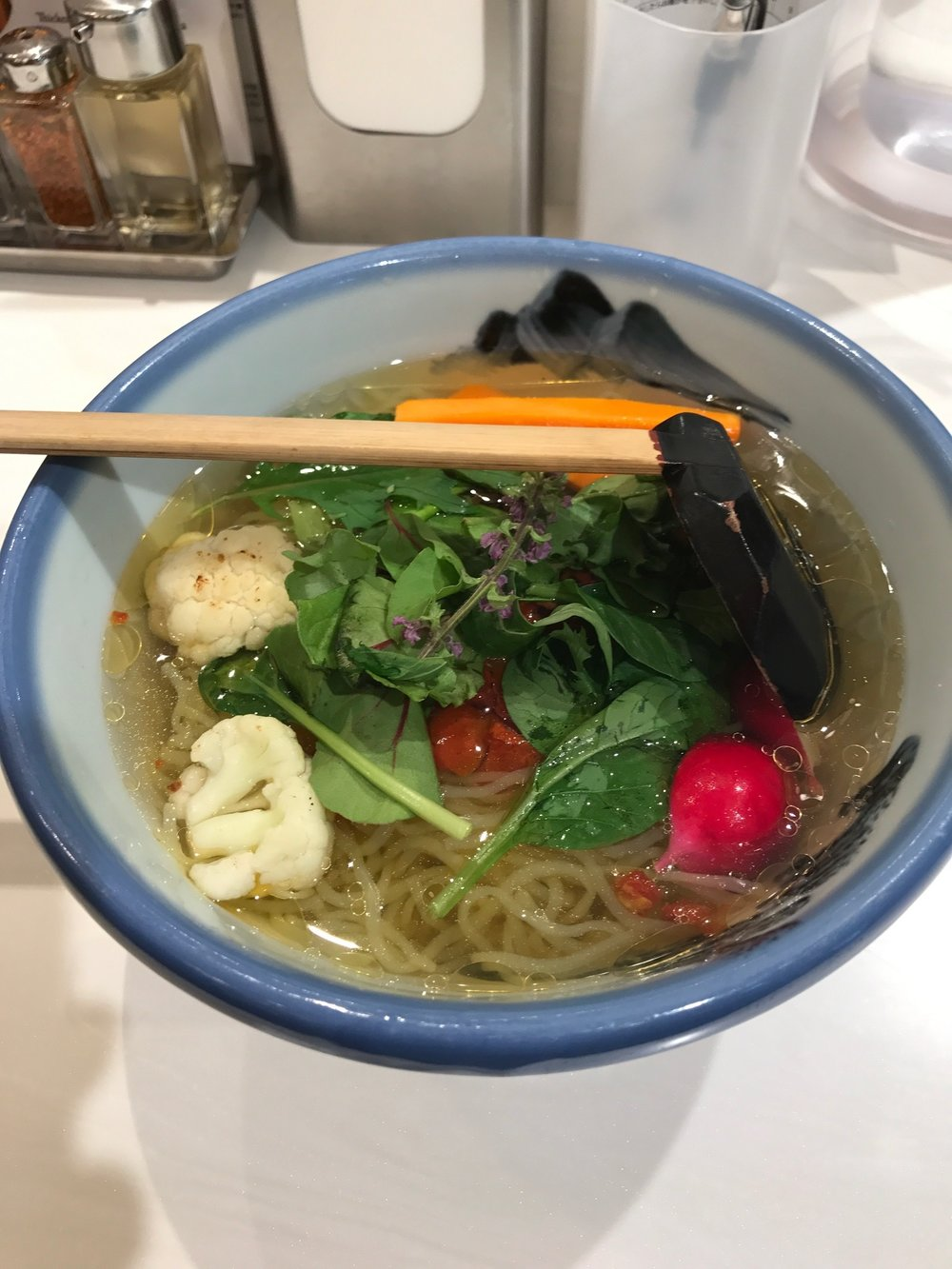 Vegan Ramen in Japan