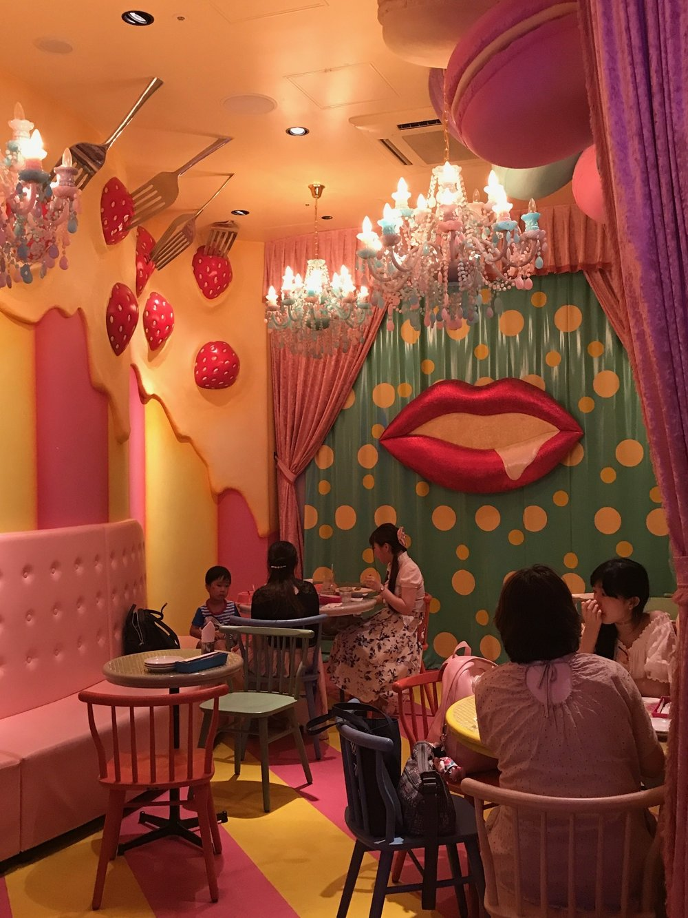 Harajuku Monster Cafe