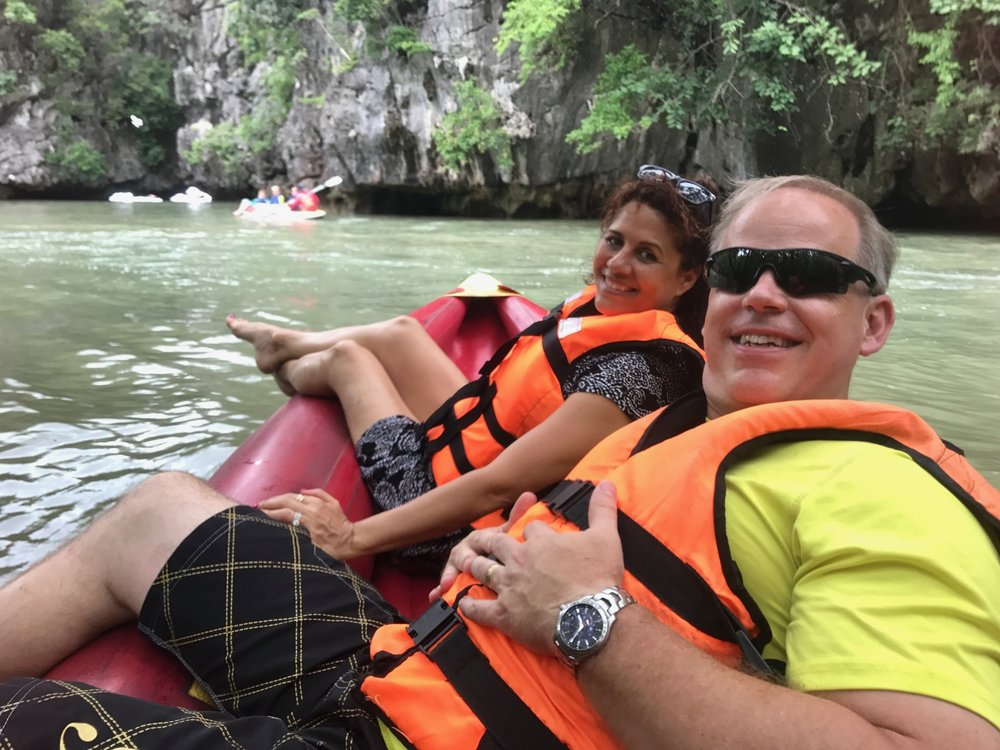 Pah Nang Bay Excursion