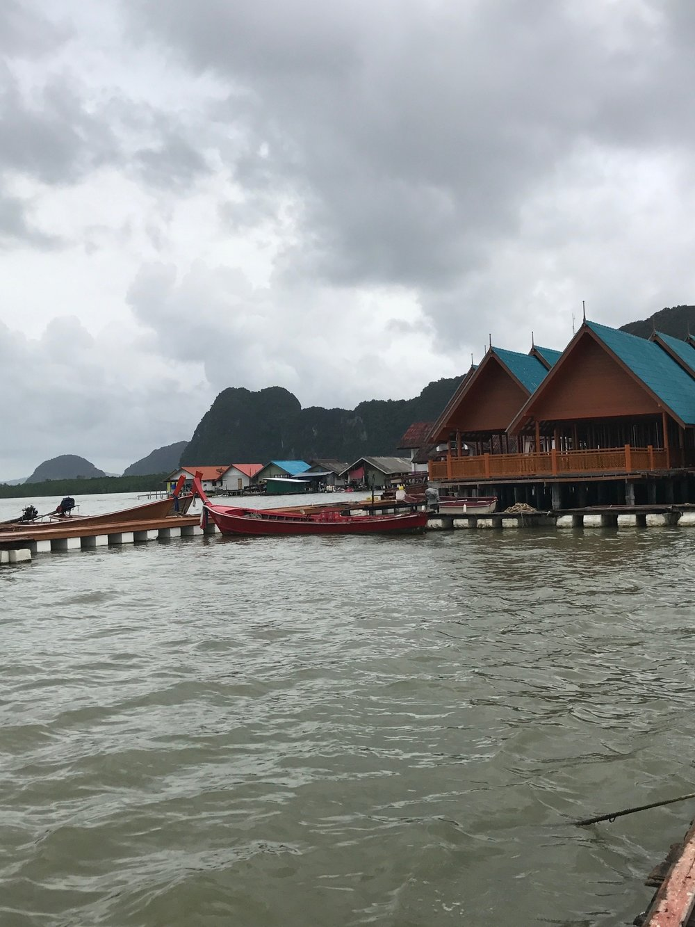 Koh Panyee Floating Village