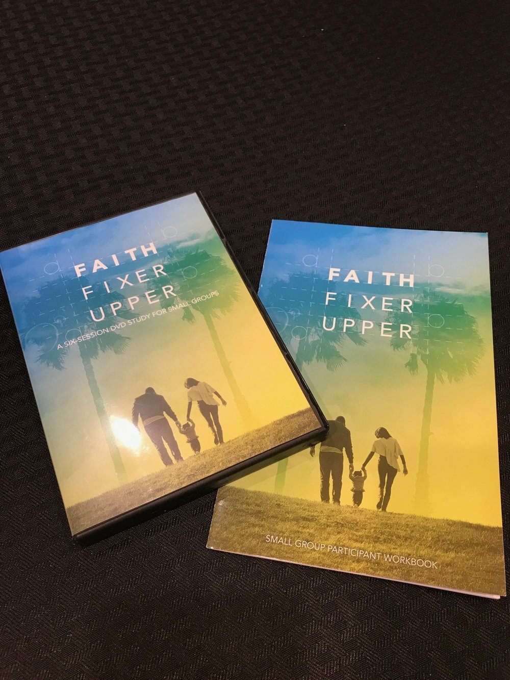 Faith Fixer Upper Ohana Group Study - www.stampedwithaloha.com