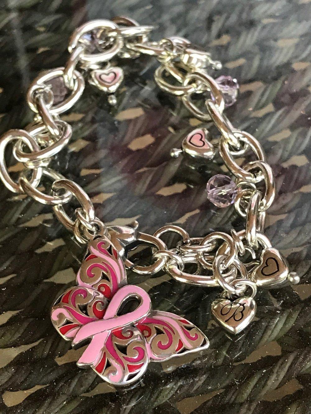 Brighton Power of Pink Bracelet 2017