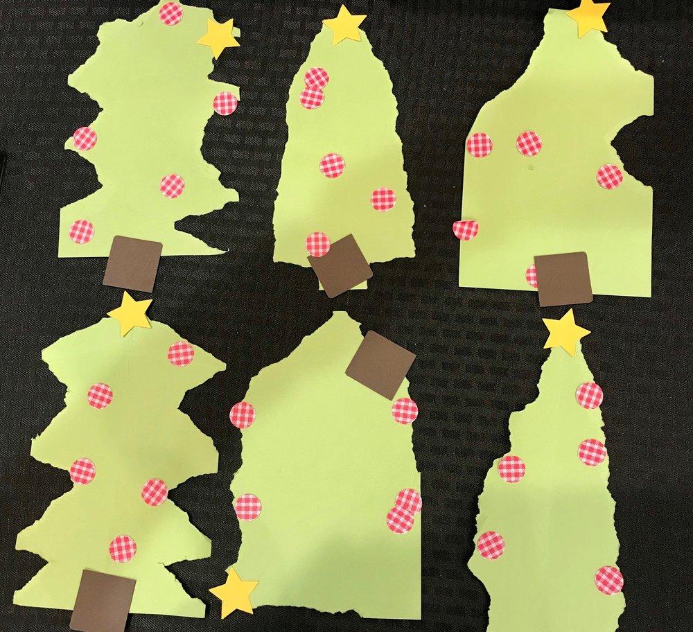 Christmas Tree Game - www.stampedwithaloha.com