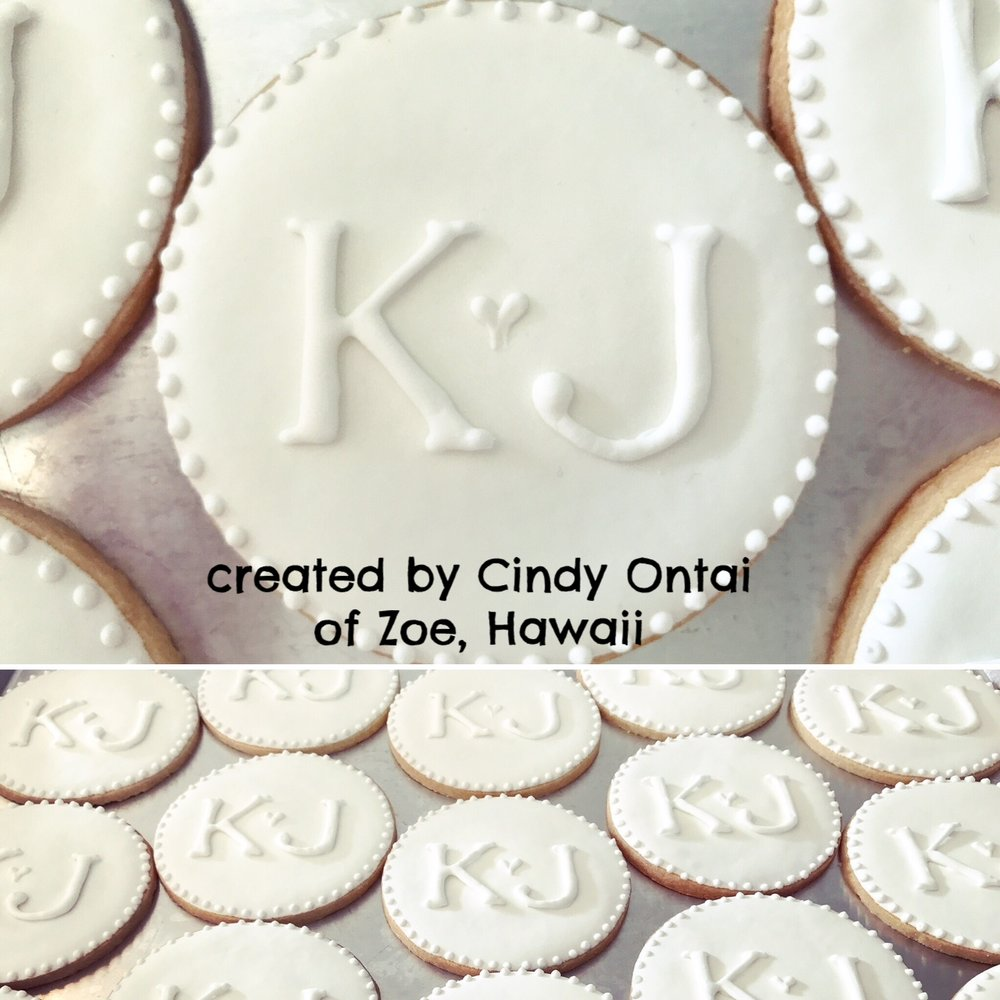 Wedding Favors by Zoe, Hawaii