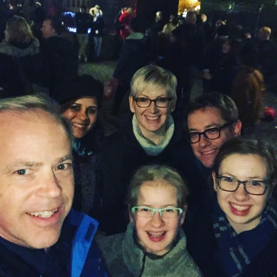 New Years Eve in Prauge