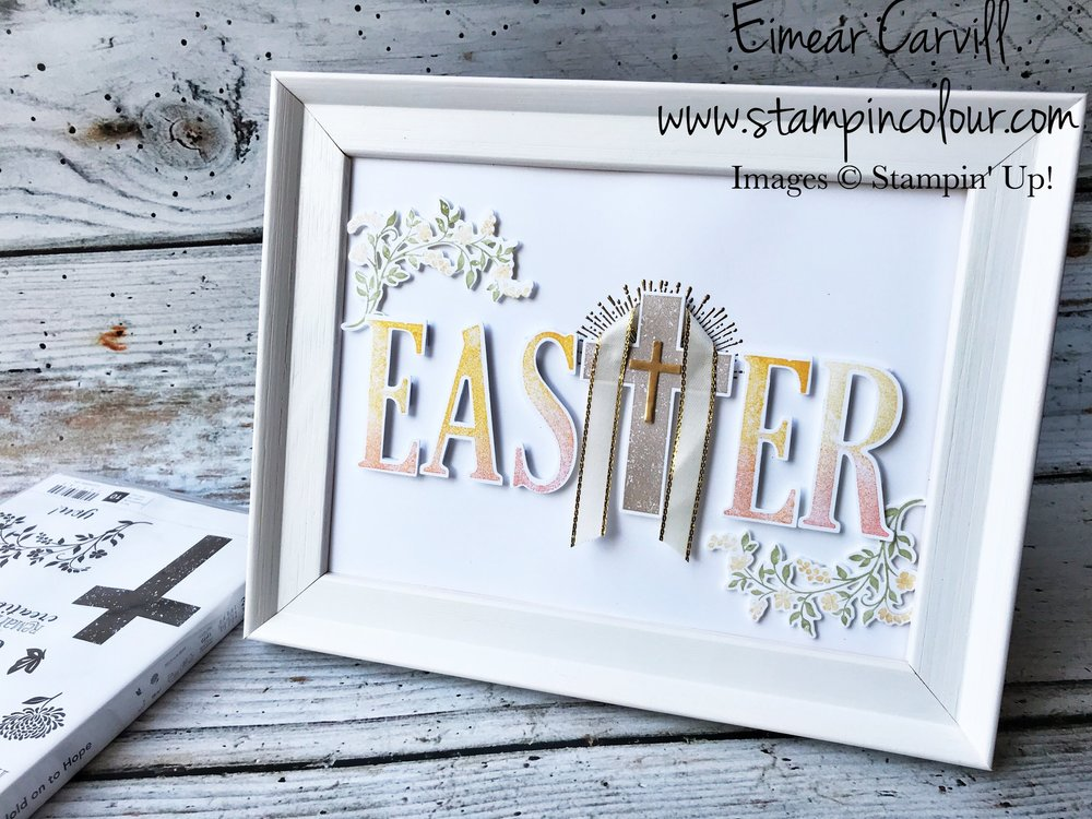 Eimear's Easter Frame